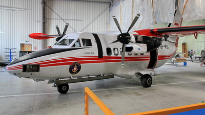 SP-MBA - Let L-410UVP-E2 Turbolet - Poland - Gdynia Marine Office