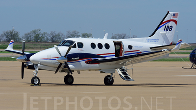 N18 - Beechcraft C90GTi King Air - United States - Federal Aviation Administration (FAA)