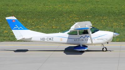 A picture of HBCMZ - Cessna 182H Skylane - [56287] - © Christoph Plank