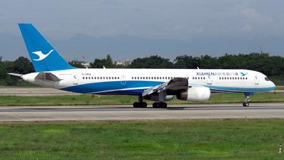 B-2862 - Boeing 757-25C - Xiamen Airlines