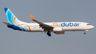 A6-FGI - Boeing 737-8KN - flydubai