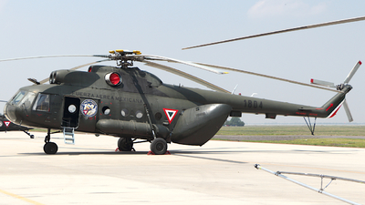 1804 - Mil Mi-8AMTSh Hip - Mexico - Air Force