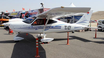 TC-UZY - Tecnam P2008JC - Private