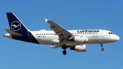 D-AILB - Airbus A319-114 - Lufthansa