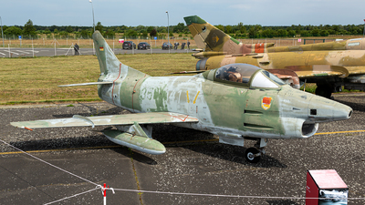 35-41 - Fiat G91-R/4 - Germany - Air Force