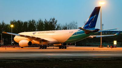 PK-GPE - Airbus A330-341 - Garuda Indonesia