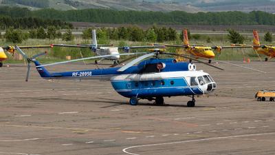RF-28958 - Mil Mi-8T - Russia - Police