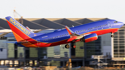 N250WN - Boeing 737-7H4 - Southwest Airlines