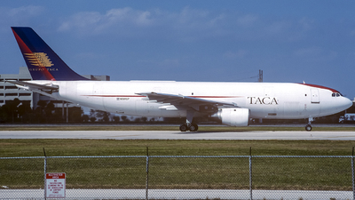 N59107 - Airbus A300B4-203(F) - TACA International Airlines Cargo
