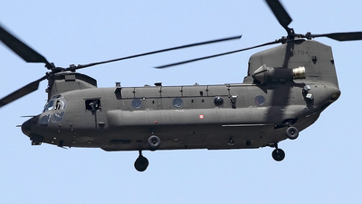 A picture of MM81781 - AgustaWestland ICH47F Chinook -  - © TOMBARELLI FEDERICO