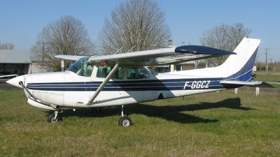 F-GGCZ - Cessna 172RG Cutlass RG - Private