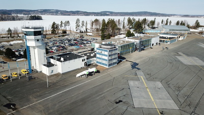 EFKU - Airport - Airport Overview