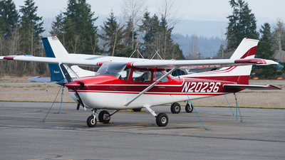 N20236 - Cessna 172M Skyhawk - Private