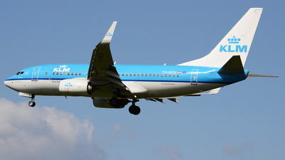 PH-BGX - Boeing 737-7K2 - KLM Royal Dutch Airlines