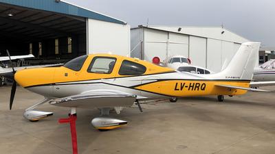 LV-HRQ - Cirrus SR22 G5 Carbon - Private