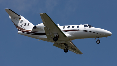 D-ITIP - Cessna 525 CitationJet 1 - Star Wings Dortmund