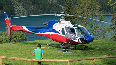 I-WILY - Eurocopter AS 350B3 Ecureuil - Airstar Elicotteri
