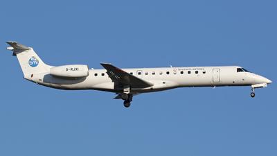 G-RJXI - Embraer ERJ-145EP - Brussels Airlines (bmi Regional)