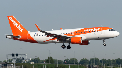 OE-INB - Airbus A320-214 - easyJet Europe