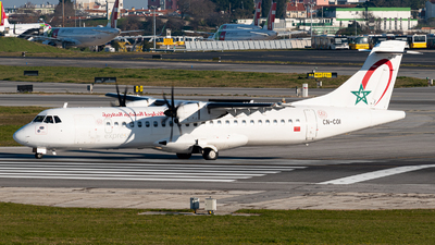 A picture of CNCOI - ATR 72600 - Royal Air Maroc - © Aaron Vancoillie