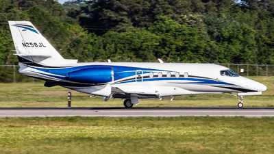 N258JL - Cessna Citation Latitude - Private