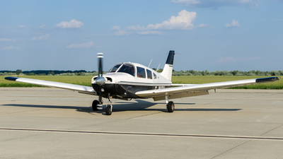 A picture of GWARH - Piper PA28161 - [2842063] - © Istvan Jozsa