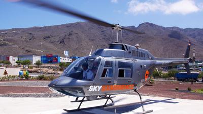 EC-LYP - Bell 206B JetRanger III - Helidream Canarias