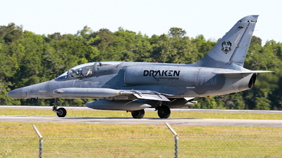 N257EM - Aero L-159E Alca - Draken International