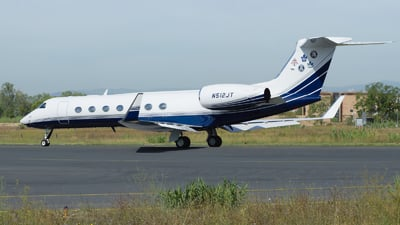 N512JT - Gulfstream G550 - Private