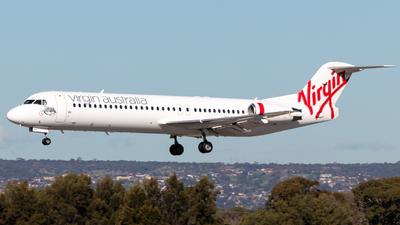 VH-FNJ - Fokker 100 - Virgin Australia Regional Airlines