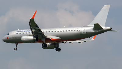 VN-A564 - Airbus A320-232 - Pacific Airlines