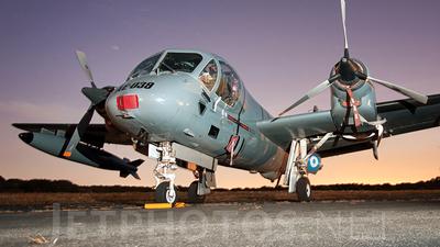 AE-039 - Grumman OV-1D Mohawk - Argentina - Army