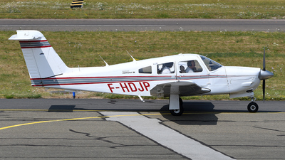 F-HDJP - Piper PA-28RT-201 Arrow IV - Private