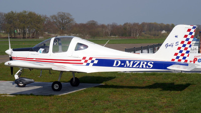 D-MZRS - Tecnam P96 Golf 100 - Private
