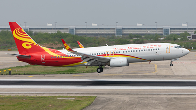A picture of B1793 - Boeing 73786J - Hainan Airlines - © Dabbio