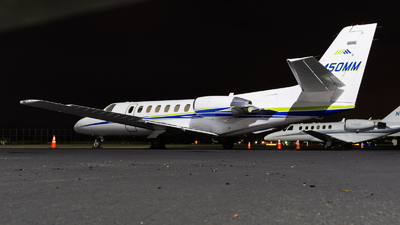 N450MM - Cessna 560 Citation V - Private