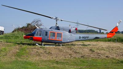 D-HGPP - Bell 212 - Agrarflug Helilift