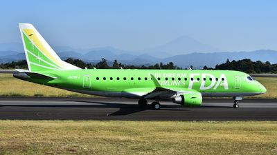 JA08FJ - Embraer 170-200STD - Fuji Dream Airlines