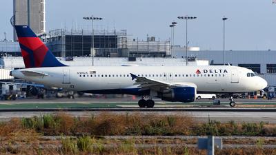 N319US - Airbus A320-211 - Delta Air Lines