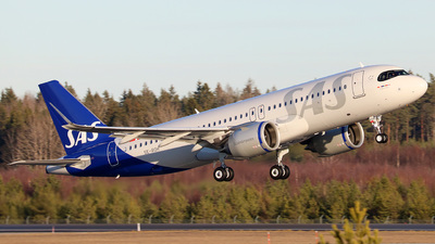 SE-ROH - Airbus A320-251N - Scandinavian Airlines (SAS)