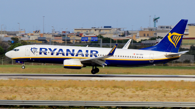 9H-QBV - Boeing 737-8AS - Ryanair (Malta Air)