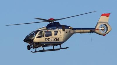 D-HSND - Eurocopter EC 135T3 - Germany - Police