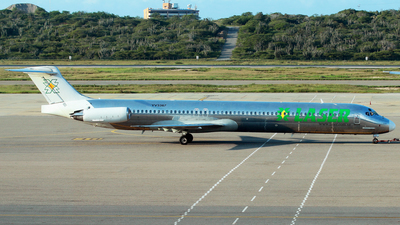YV3367 - McDonnell Douglas MD-82 - Laser Airlines