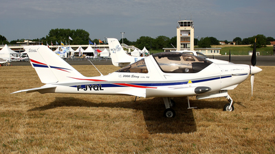 A picture of FJYQL - TL Ultralight TL2000 Sting Carbon - [] - © Terry Figg