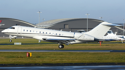LX-ZED - Bombardier BD-700-1A10 Global Express XRS - Private