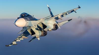 74 - Sukhoi Su-30SM - Russia - Navy