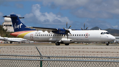 V2-LIC - ATR 72-212A(600) - Leeward Islands Air Transport (LIAT)