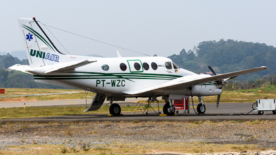 PT-WZC - Beechcraft C90 King Air - UniAir