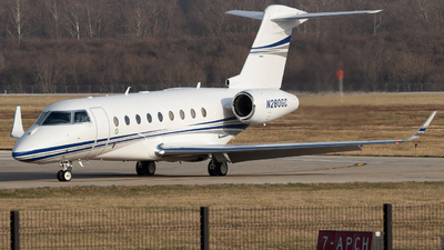 N280GC - Gulfstream G280 - Private