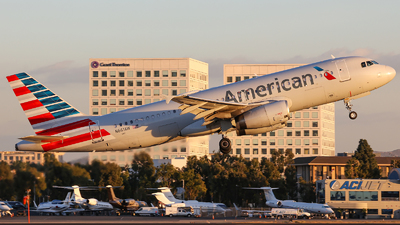 A picture of N661AW - Airbus A320232 - American Airlines - © Wes Loeffler
